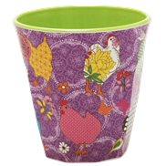 Mugg Hen Purple Medium