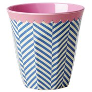 Rice Mugg Sailor Stripe Medium