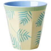 Rice Mugg Palm Leaves Medium