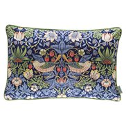William Morris & Co Kudde Strawberry Thief Indigo/Mineral