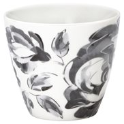 Lattemugg Amanda Dark Grey