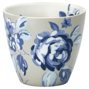 Lattemugg Amanda Dark Blue