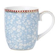 PiP Studio Mugg Lovely Branches Blue Small