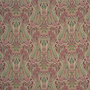 Tyg Heirloom Paisley Damson