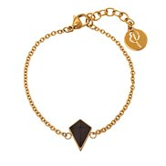 Edblad Armband Kite Matt Gold