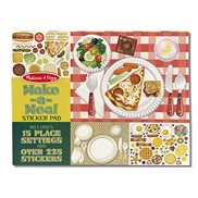 Melissa & Doug Stickers kit Make a meal