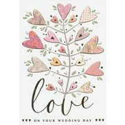 Kort - Love on your wedding day
