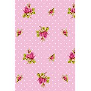 PiP Studio Tapet Roses and Dots Pink
