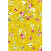 PiP Studio Tapet Chinese Rose Yellow