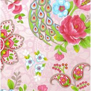 PiP Studio Tapet Flowers in the Mix Pink
