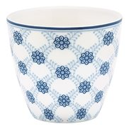 GreenGate Lattemugg Lolly Blue