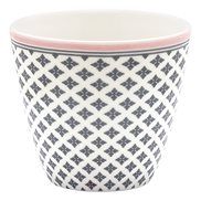 GreenGate Lattemugg Sasha Dark grey