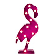 Talking Tables Lampa Flamingo