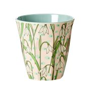 Rice Mugg Snowdrop Medium