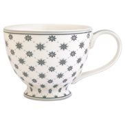 GreenGate Mugg Laurie White