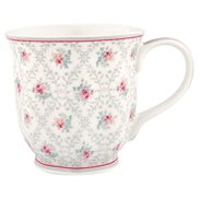 GreenGate Mugg Daisy Pale grey
