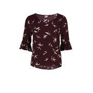 Saint Tropez Blus Bird Bordeaux
