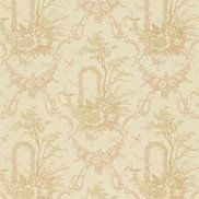 Sanderson Tapet Archway Toile Sand