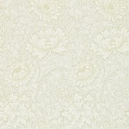 William Morris & Co Tapet Chrysanthemum Chalk