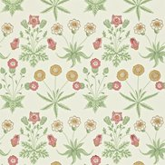 William Morris & Co Tapet Daisy Willow/Pink