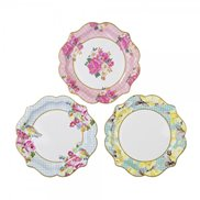 Talking Tables Papptallrikar Truly Scrumptious 21,5 cm