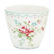 GreenGate Lattemugg Abelone White
