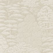 Sanderson Tapet Woodland Toile Ivory/Neutral