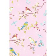 PiP Studio Tapet Early Bird Pink