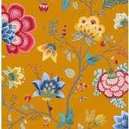 PiP Studio Tapet Floral Fantasy Yellow