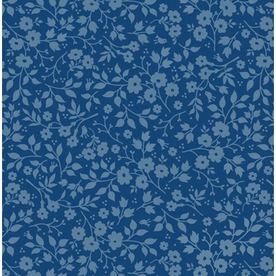 PiP Studio Tapet Lovely Branches Dark Blue
