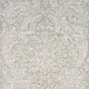 Mulberry Home Tapet Faded Damask Silver/Taupe