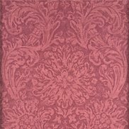 Mulberry Home Tapet Faded Damask Red