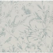 Ralph Lauren Tapet Fern Toile Drawing Room