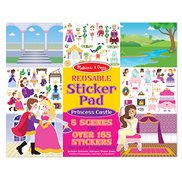 Melissa & Doug Stickers kit Princess Castle