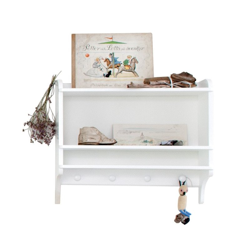 oliver furniture hylla seaside white. Black Bedroom Furniture Sets. Home Design Ideas