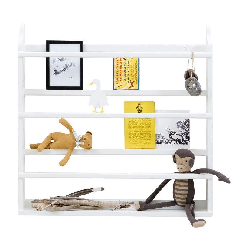 oliver furniture tallrikshylla seaside white. Black Bedroom Furniture Sets. Home Design Ideas