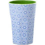 Rice Lattemugg Marrakesh Blue