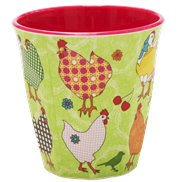 Rice Mugg Hen Green Medium