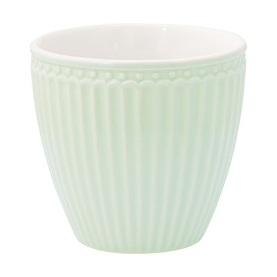 GreenGate Lattemugg Alice Pale Green