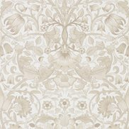 William Morris & Co Tapet Pure Lodden Ivory/Linen