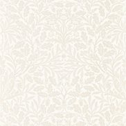 William Morris & Co Tapet Pure Acorn Ivory/Pearl