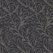 William Morris & Co Tapet Pure Willow bough Charocal/Black