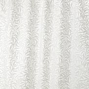 William Morris & Co Tyg Pure Willow Bough Embroidery Paper White