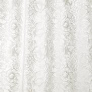 William Morris & Co Tyg Pure Poppy Embroidery Paper White