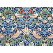 William Morris & Co Underlägg Strawberry Thief Blue