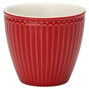 GreenGate Lattemugg Alice Red