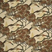 Mulberry Home Tyg Flying Ducks Stone/Brown