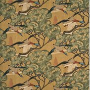 Mulberry Home Tyg Flying Ducks Sand