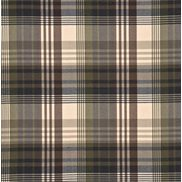 Mulberry Home Tyg Mulberry Ancient Tartan Charcoal/Gold