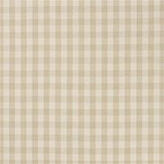 Ralph Lauren Tyg Old Forge Gingham Cream/Linen